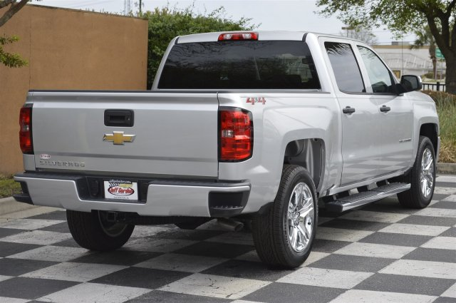 2018 Silverado 1500 Crew Cab 4x4,  Pickup #T1857 - photo 2