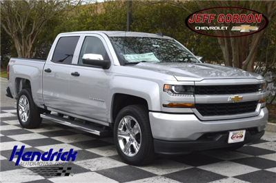 2018 Silverado 1500 Crew Cab 4x4,  Pickup #T1857 - photo 1