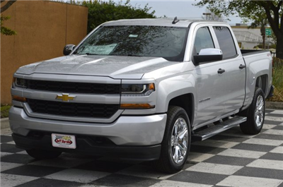 2018 Silverado 1500 Crew Cab 4x4,  Pickup #T1857 - photo 3