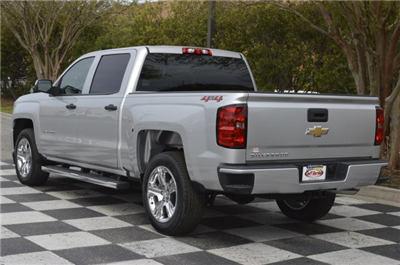 2018 Silverado 1500 Crew Cab 4x4,  Pickup #T1857 - photo 5