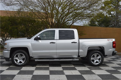 2018 Silverado 1500 Crew Cab 4x4,  Pickup #T1857 - photo 7
