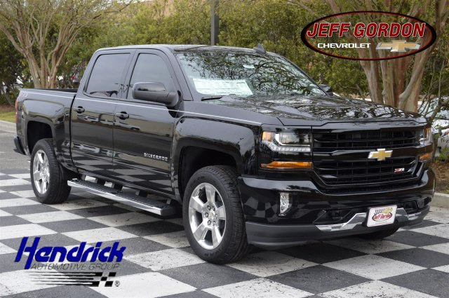 2018 Silverado 1500 Crew Cab 4x4, Pickup #T1863 - photo 1