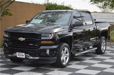 2018 Silverado 1500 Crew Cab 4x4, Pickup #T1863 - photo 3