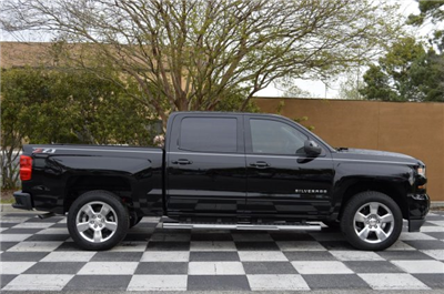 2018 Silverado 1500 Crew Cab 4x4, Pickup #T1863 - photo 8