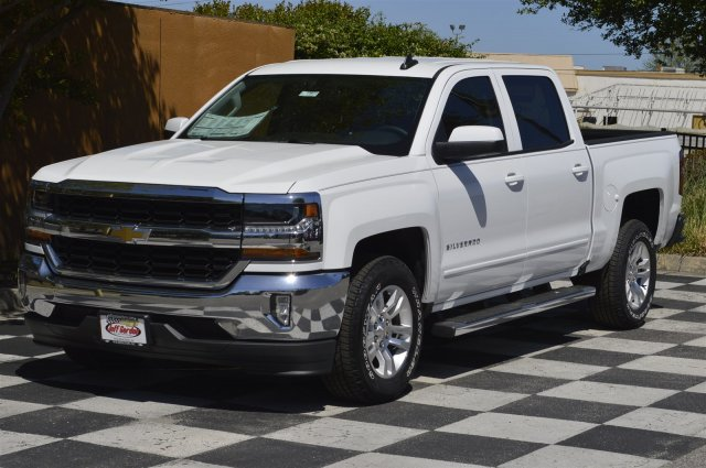 2018 Silverado 1500 Crew Cab, Pickup #T1877 - photo 3