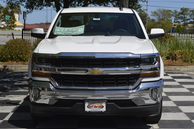 2018 Silverado 1500 Crew Cab, Pickup #T1877 - photo 4