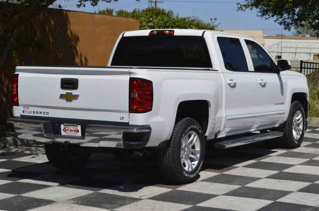 2018 Silverado 1500 Crew Cab, Pickup #T1877 - photo 2