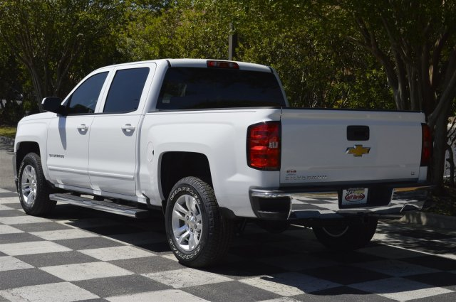 2018 Silverado 1500 Crew Cab, Pickup #T1877 - photo 5