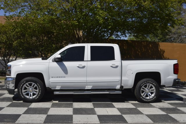 2018 Silverado 1500 Crew Cab, Pickup #T1877 - photo 7