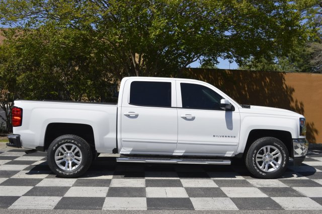2018 Silverado 1500 Crew Cab, Pickup #T1877 - photo 8
