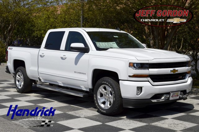 2018 Silverado 1500 Crew Cab 4x4, Pickup #T1902 - photo 1