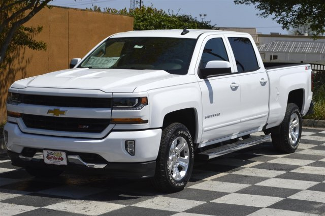 2018 Silverado 1500 Crew Cab 4x4,  Pickup #T1902 - photo 3