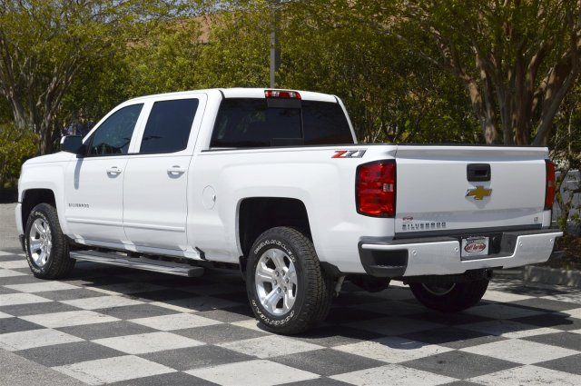 2018 Silverado 1500 Crew Cab 4x4,  Pickup #T1902 - photo 5