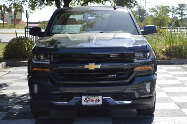 2018 Silverado 1500 Crew Cab 4x4, Pickup #T1903 - photo 4