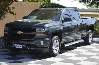 2018 Silverado 1500 Crew Cab 4x4, Pickup #T1903 - photo 3
