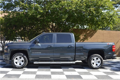 2018 Silverado 1500 Crew Cab 4x4, Pickup #T1903 - photo 7