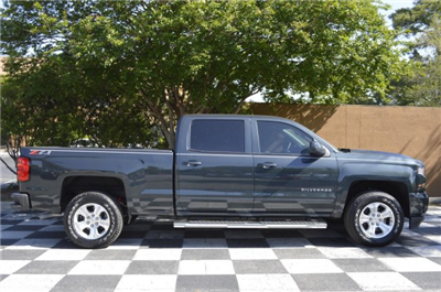 2018 Silverado 1500 Crew Cab 4x4, Pickup #T1903 - photo 8