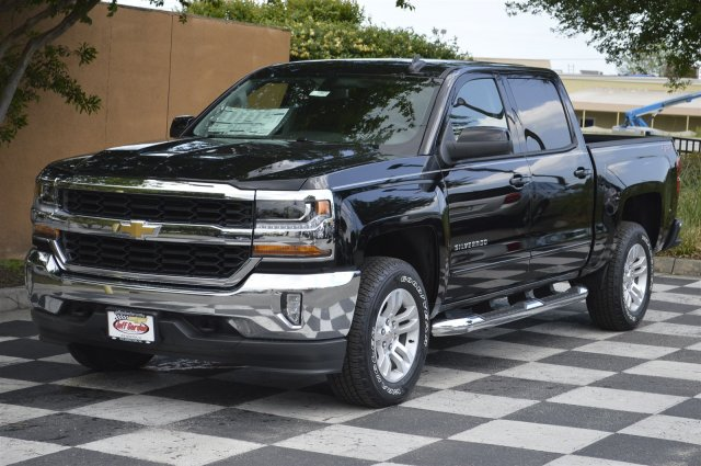 2018 Silverado 1500 Crew Cab 4x4, Pickup #T1921 - photo 3