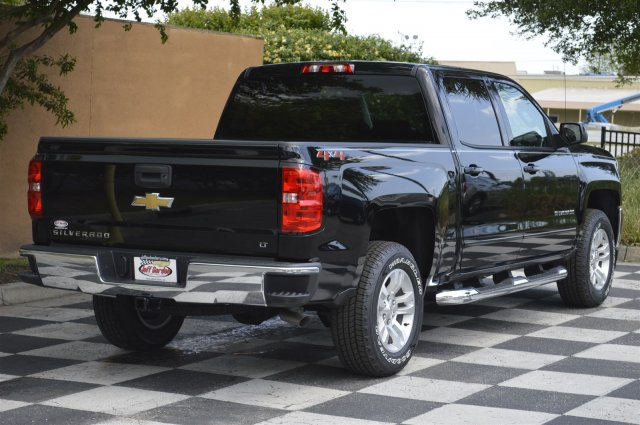 2018 Silverado 1500 Crew Cab 4x4, Pickup #T1921 - photo 2