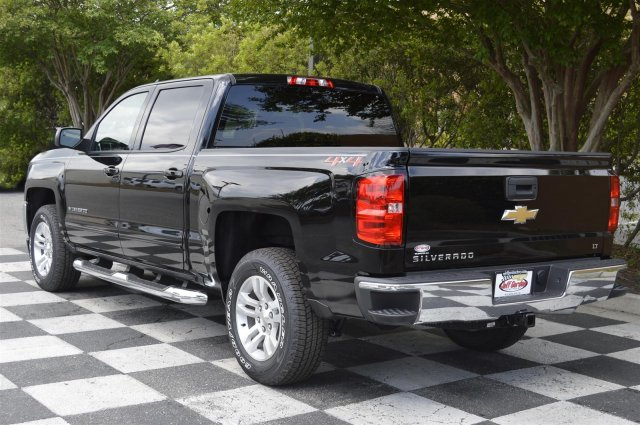 2018 Silverado 1500 Crew Cab 4x4, Pickup #T1921 - photo 5