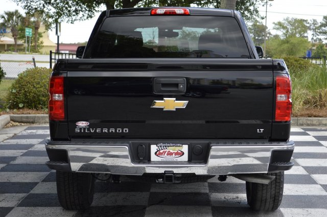 2018 Silverado 1500 Crew Cab 4x4, Pickup #T1921 - photo 6