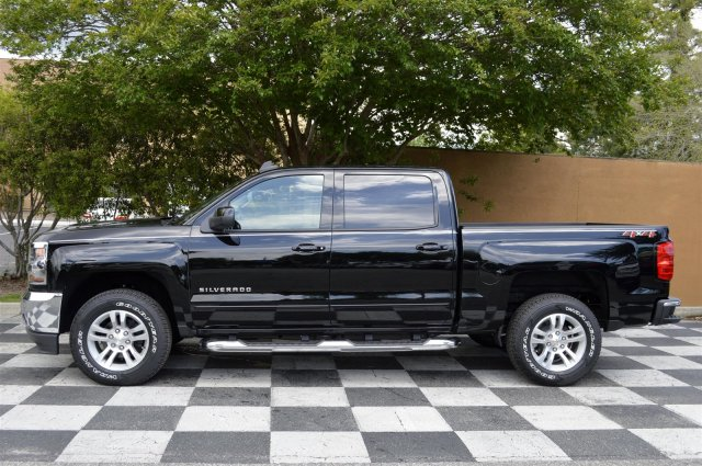 2018 Silverado 1500 Crew Cab 4x4, Pickup #T1921 - photo 7