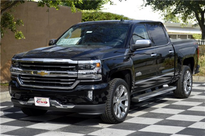 2018 Silverado 1500 Crew Cab 4x4,  Pickup #T1969 - photo 3