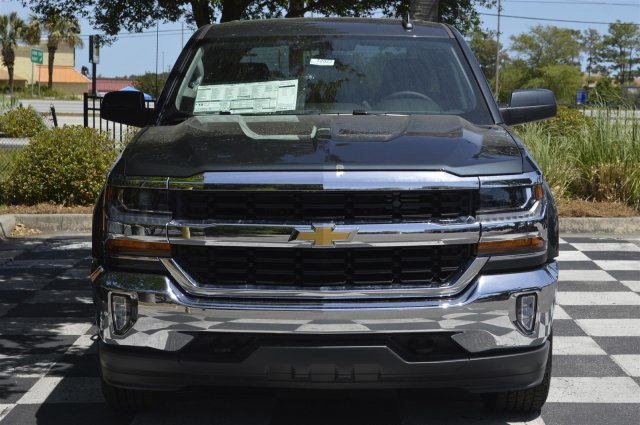 2018 Silverado 1500 Crew Cab 4x4, Pickup #T2023 - photo 4