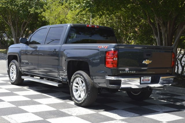 2018 Silverado 1500 Crew Cab 4x4, Pickup #T2023 - photo 5