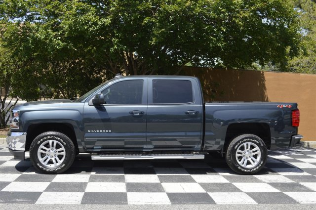 2018 Silverado 1500 Crew Cab 4x4, Pickup #T2023 - photo 7