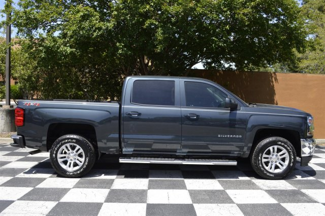 2018 Silverado 1500 Crew Cab 4x4, Pickup #T2023 - photo 8
