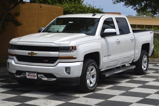 2018 Silverado 1500 Crew Cab 4x4,  Pickup #T2026 - photo 3