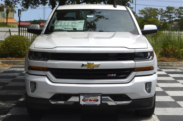 2018 Silverado 1500 Crew Cab 4x4,  Pickup #T2026 - photo 4