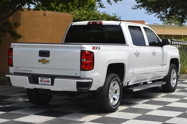 2018 Silverado 1500 Crew Cab 4x4,  Pickup #T2026 - photo 2