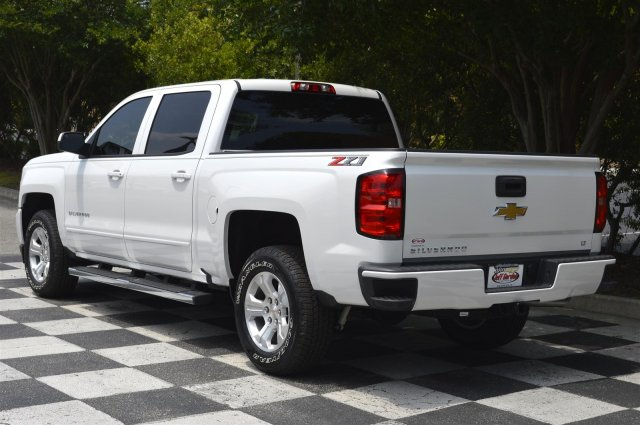 2018 Silverado 1500 Crew Cab 4x4,  Pickup #T2026 - photo 5