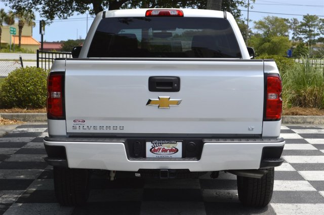 2018 Silverado 1500 Crew Cab 4x4,  Pickup #T2026 - photo 6