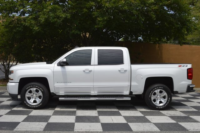 2018 Silverado 1500 Crew Cab 4x4,  Pickup #T2026 - photo 7