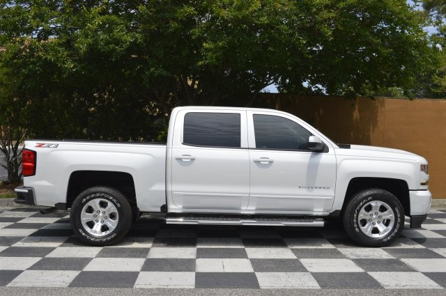 2018 Silverado 1500 Crew Cab 4x4,  Pickup #T2026 - photo 8