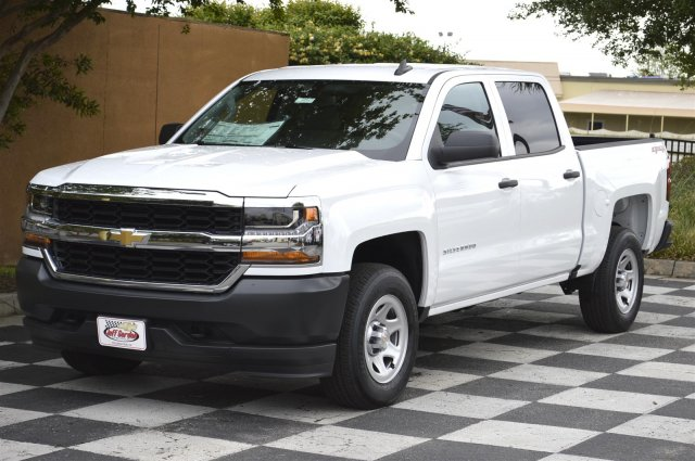 2018 Silverado 1500 Crew Cab 4x4,  Pickup #T2027 - photo 3