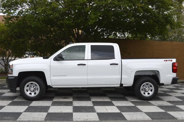2018 Silverado 1500 Crew Cab 4x4,  Pickup #T2027 - photo 7