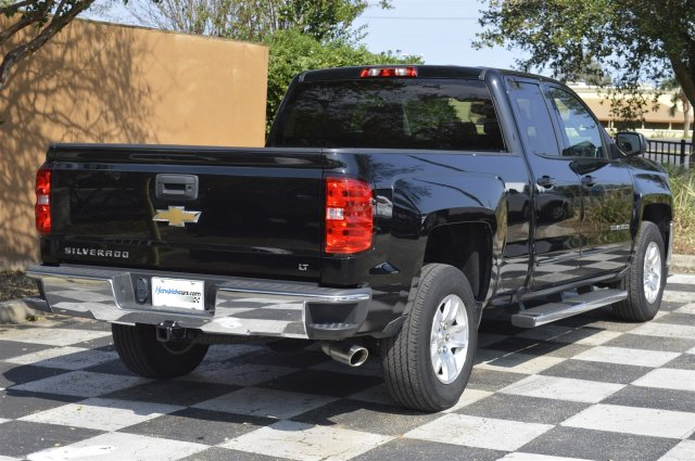 2017 Silverado 1500 Double Cab 4x2,  Pickup #T2042LA - photo 4