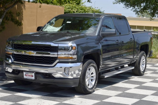 2018 Silverado 1500 Crew Cab 4x4, Pickup #T2099 - photo 3