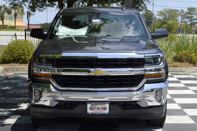 2018 Silverado 1500 Crew Cab 4x4, Pickup #T2099 - photo 4