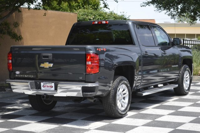 2018 Silverado 1500 Crew Cab 4x4, Pickup #T2099 - photo 2