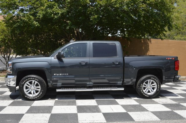2018 Silverado 1500 Crew Cab 4x4, Pickup #T2099 - photo 7