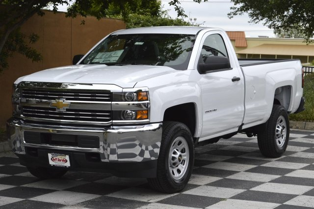 2018 Silverado 2500 Regular Cab, Pickup #T2105 - photo 3