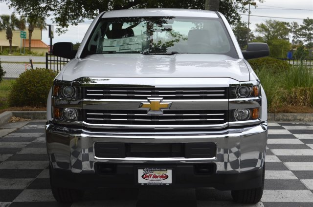 2018 Silverado 2500 Regular Cab, Pickup #T2105 - photo 4