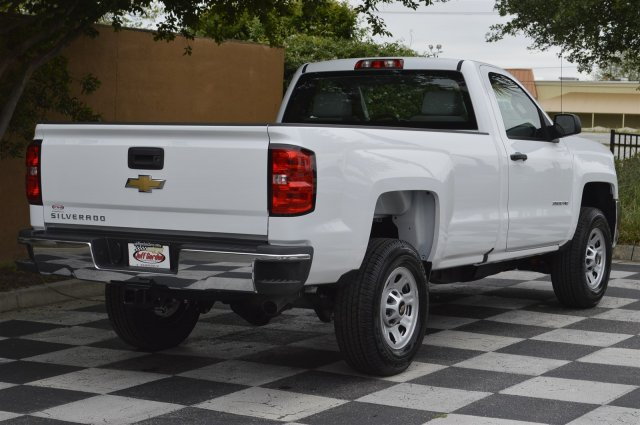 2018 Silverado 2500 Regular Cab, Pickup #T2105 - photo 2