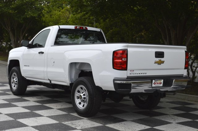 2018 Silverado 2500 Regular Cab, Pickup #T2105 - photo 5