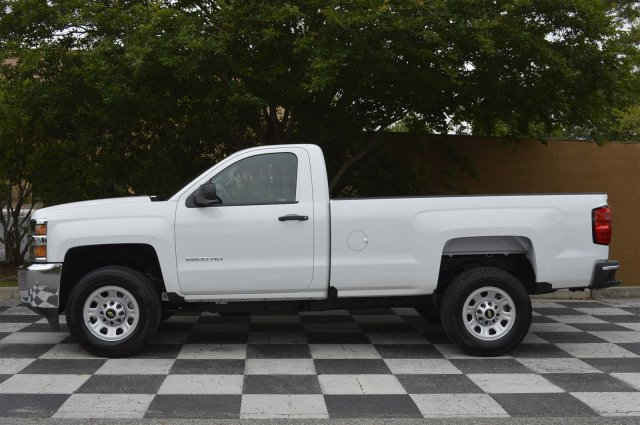 2018 Silverado 2500 Regular Cab, Pickup #T2105 - photo 7